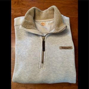 Timberland 1/4 Zip Pullover